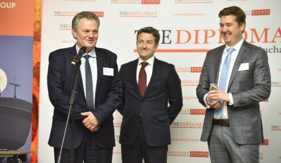 Adrem, printre liderii industriei energetice, la Energy CEO Forum 2019