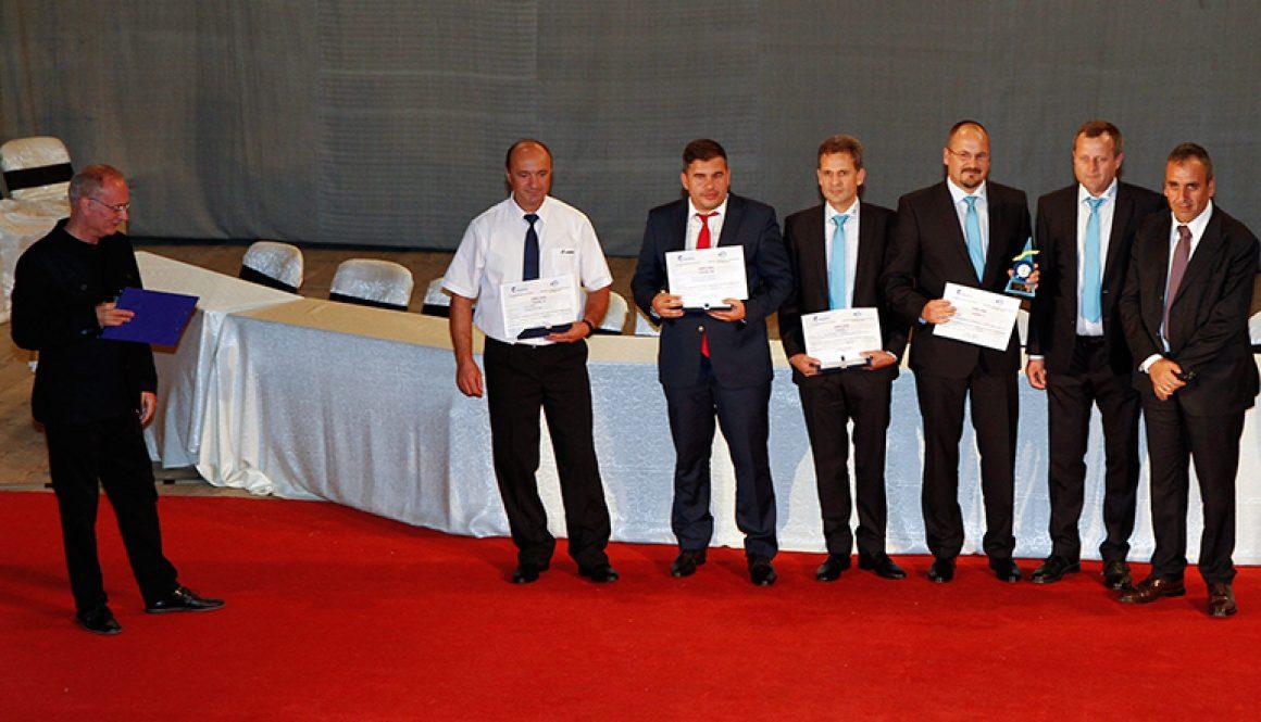 Premii adjudecate de Adrem Invest la cea de-a 38-a ediție a competiției Trofeul Electricianului
