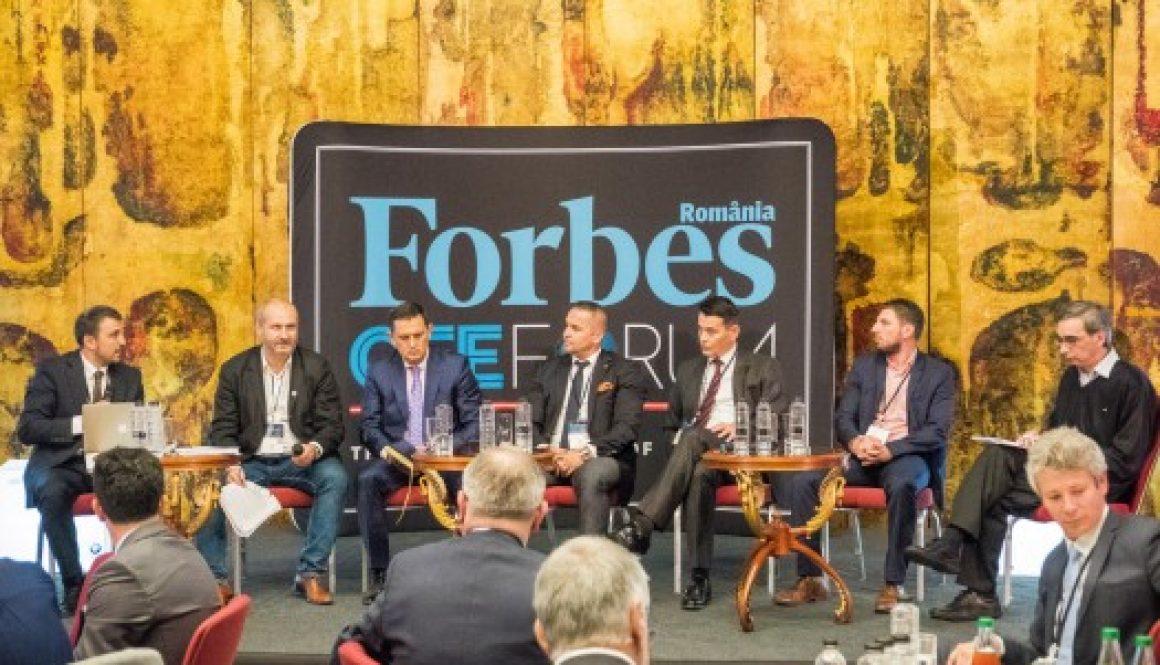 """ForbesCEEForum 2017, Corneliu Bodea: """"Liderii mănâncă ultimii"""""""