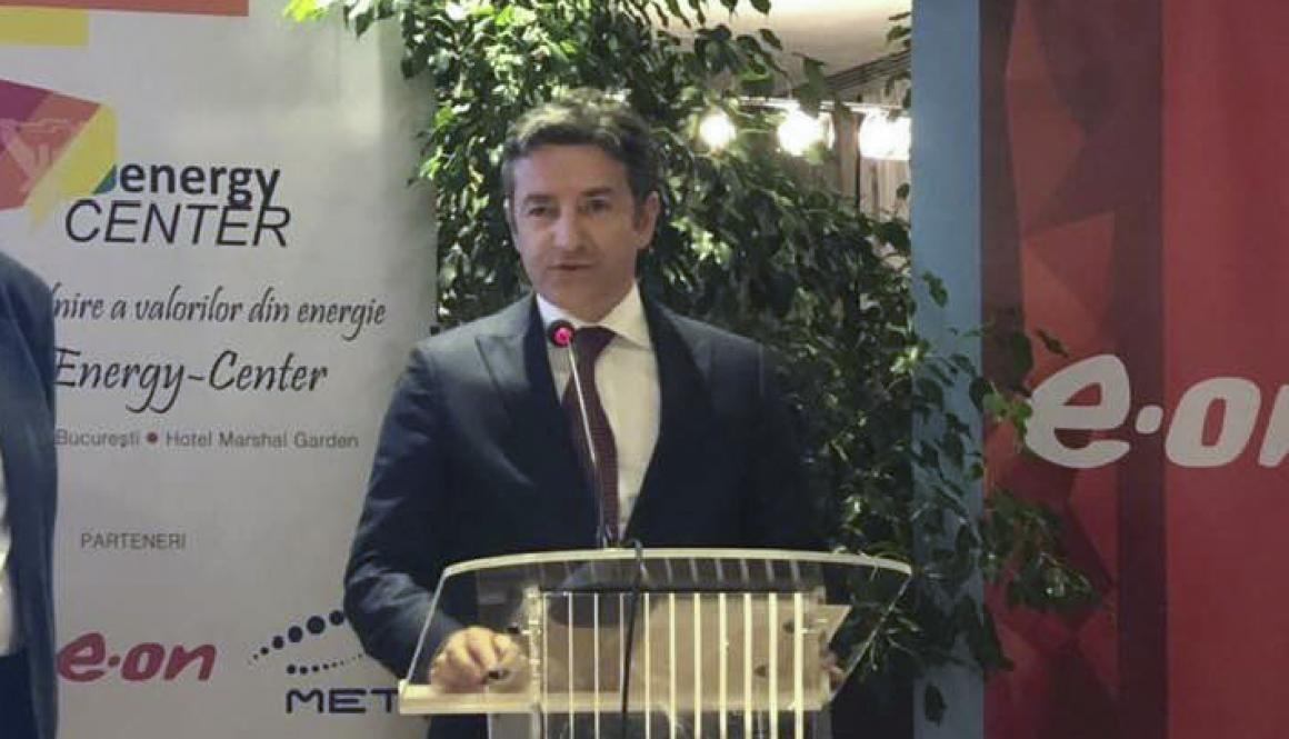 Corneliu Bodea premiat în cadrul galei Energy Center