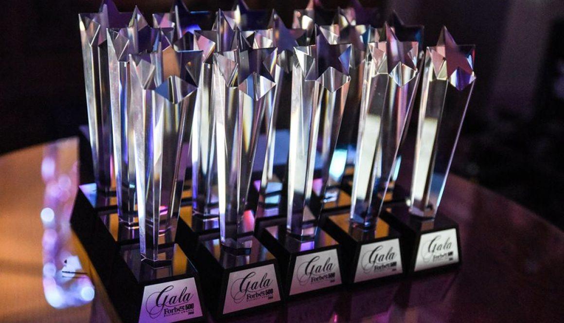 """Premiul special pentru """"versatilitate în afaceri"""" oferit de Forbes"""