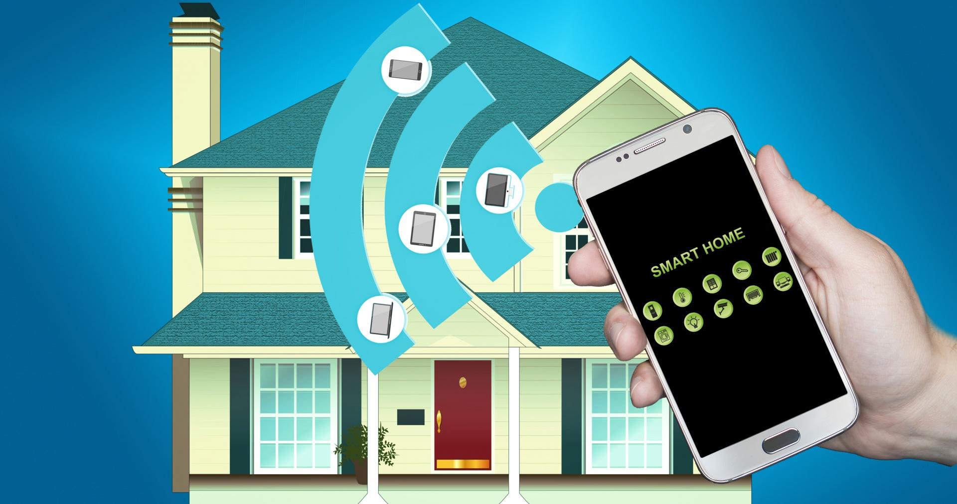 Eficiență energetică: Case Smart și IoT