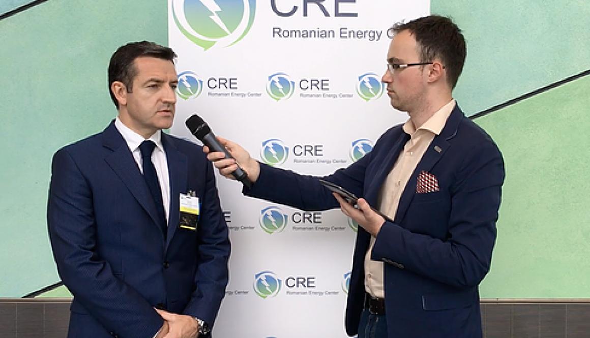 VIDEO INTERVIU Președintele Centrului Român al Energiei, Corneliu Bodea, la România Energy Day: