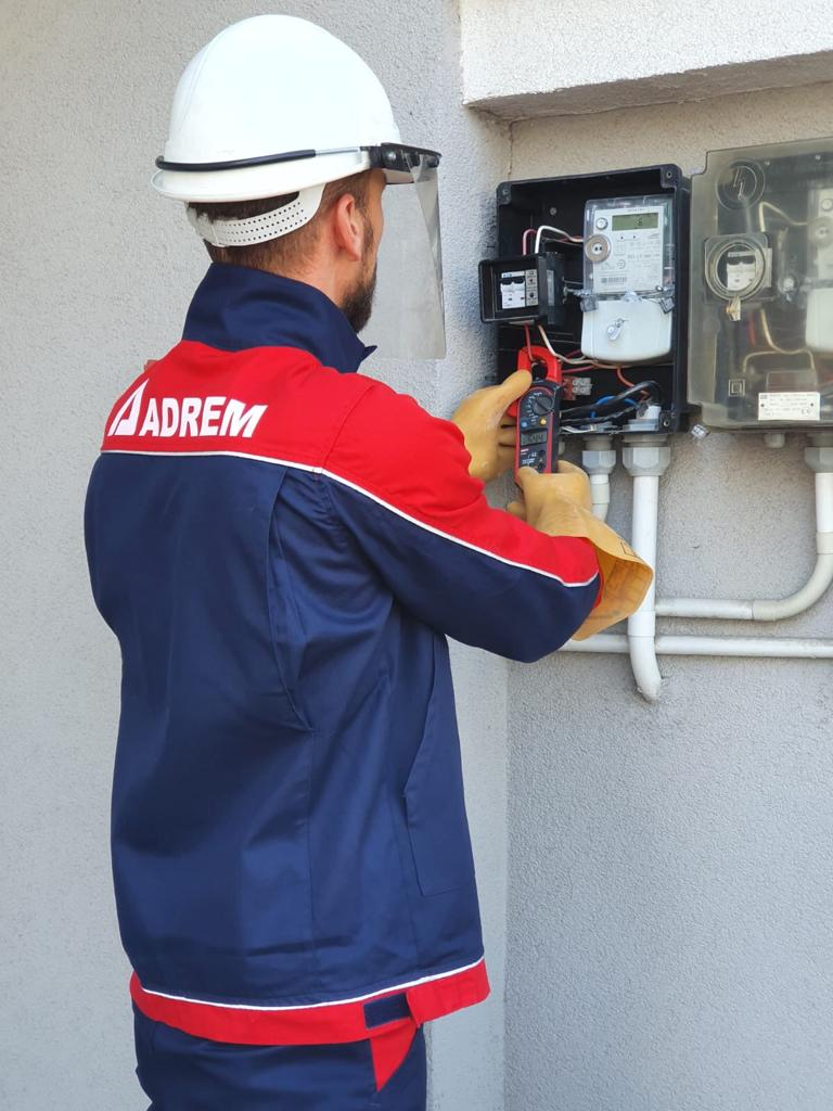 Adrem Invest has installed 10,000 smart meters for Oltenia Distribution, part of the CEZ Group in Romania