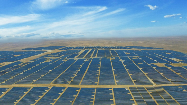TOP 5 largest photovoltaic plants in the world. Evolution of photovoltaics in the future